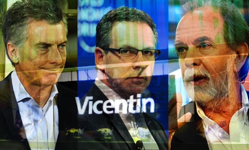 Macri y Vicentin