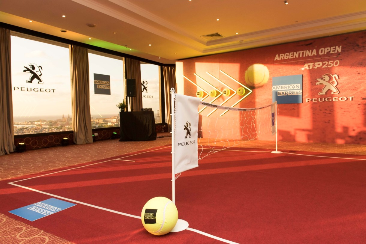 Peugeot Sponsor del ATP