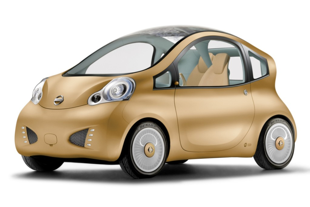 Nissan_ Nuvu Concept