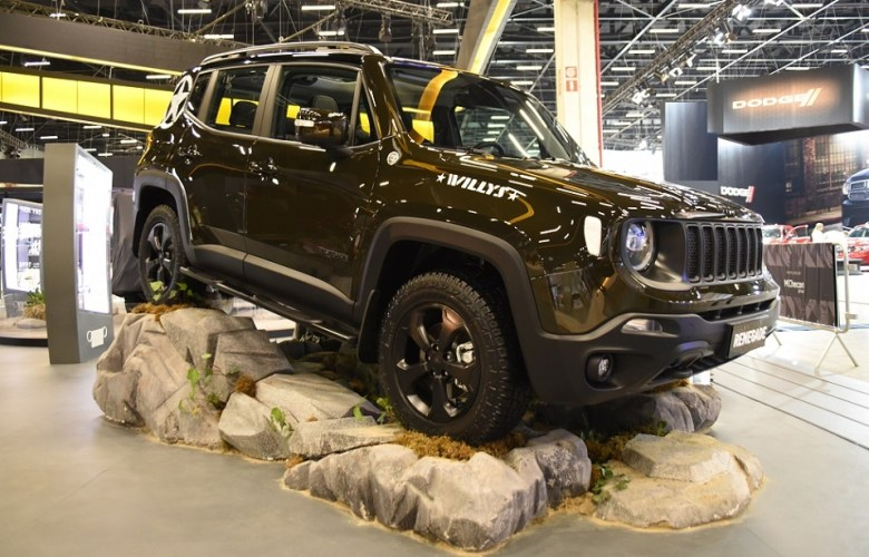 Jeep Renegade Willys Ed. Limitada