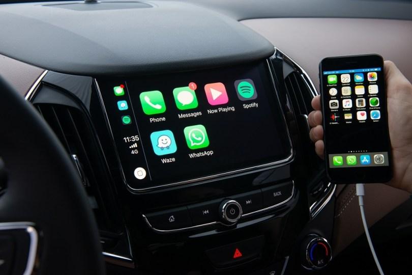 Chevrolet Cruze Premier con Wifi - Pantalla 3