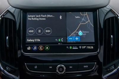 Chevrolet Cruze premier con Wifi - Mylink 1