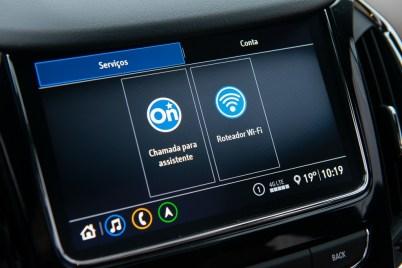 Chevrolet Cruze premier con Wifi - Mylink 2
