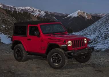 2020 Jeep® Wrangler Rubicon