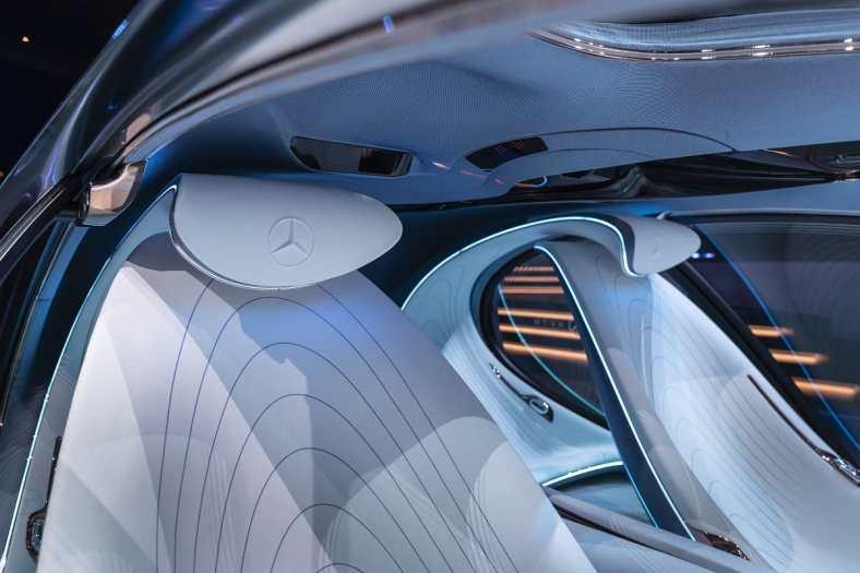 "Consumer Electronics Show (CES) 2020 Keynote: ""Sustainable Modern Luxury – Next Chapter"" Weltpremiere Mercedes-Benz VISION AVTRConsumer Electronics Show (CES) 2020 Keynote: ""Sustainable Modern Luxury – Next Chapter"" World Premiere Merce"