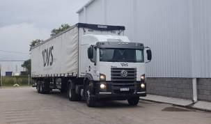 Logistica DVS de CORCAM