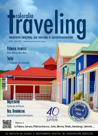 Revista traveling 40