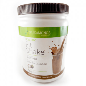 malteada milk shake con garcinia sabor chocolate 560 grs 269