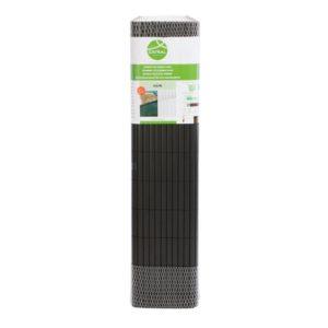 CAÑIZO PVC D/C ELEGANCE 0.9X3 ANTRACITA
