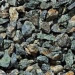 Piedra Triturada Verde saco 20kgs - 9/12