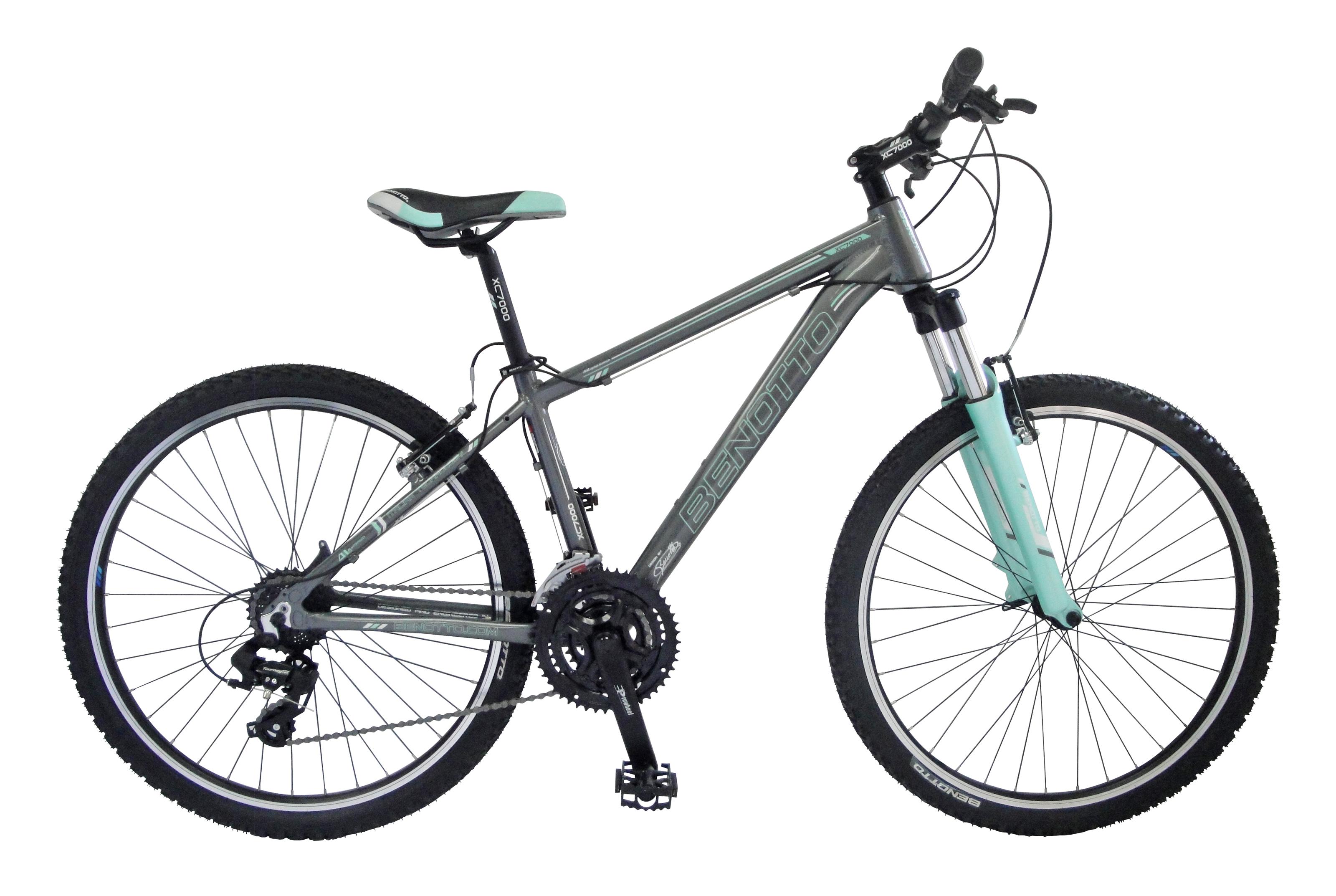 Bicicleta BENOTTO Montaña XC-7000 R26 24V. Shimano Tourney