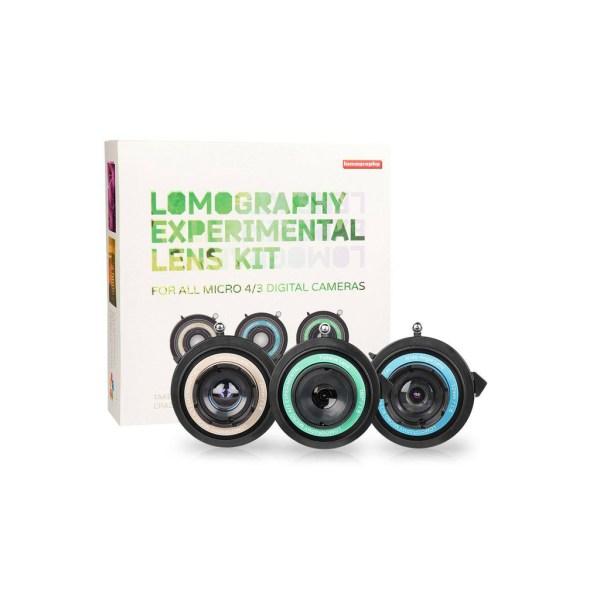 Lomography Experimental Lens Kit