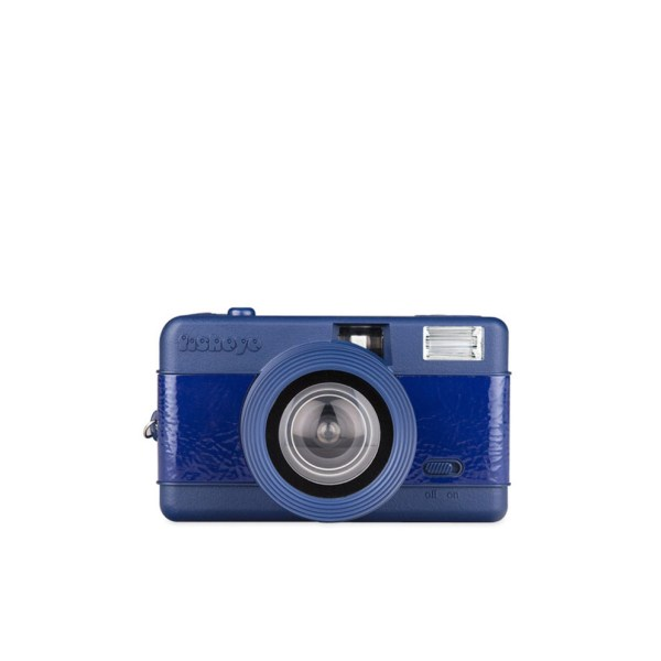 Fisheye One Blue