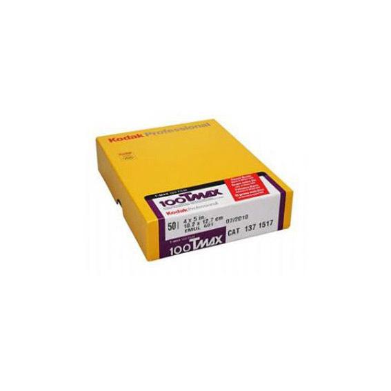 Kodak Tmax 100 4x5