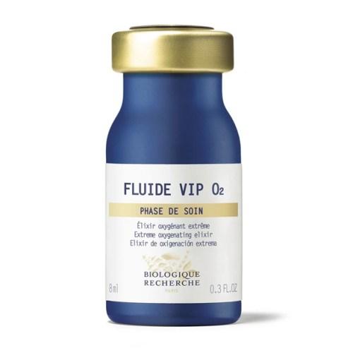 Fluido VIP O2 de 8ml de la marca Biologique Recherche