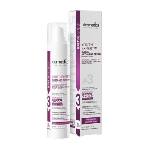 Crema anti-edad No.3 de 50ml de la marca Dermedics