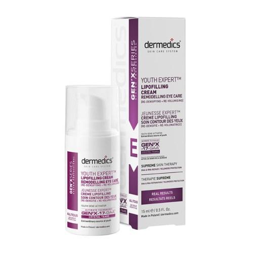 Crema para contorno de ojos de 15ml de la marca Dermedics