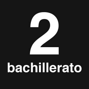 2º Bachillerato