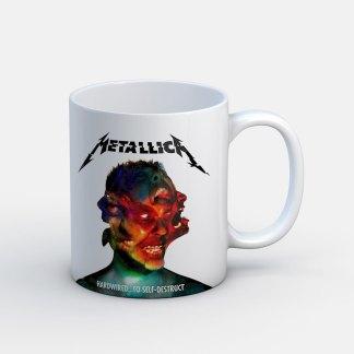 Metallica 2016 - Jarro personalizado de cerámica