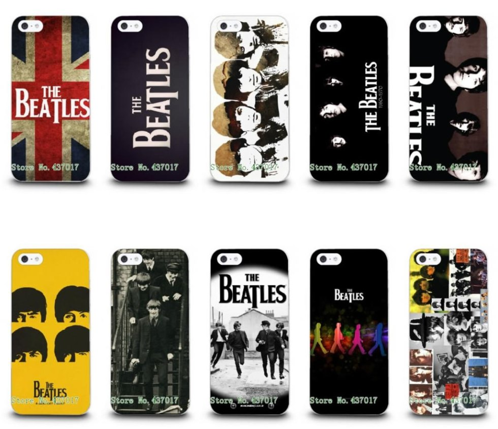 Skin para Celular personalizados Beatles 1