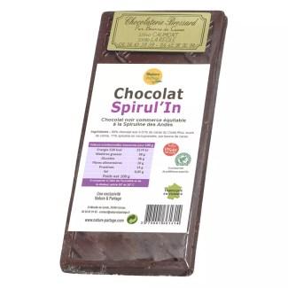 Chocolate negro Spirul'In