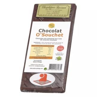 Chocolate con chufa