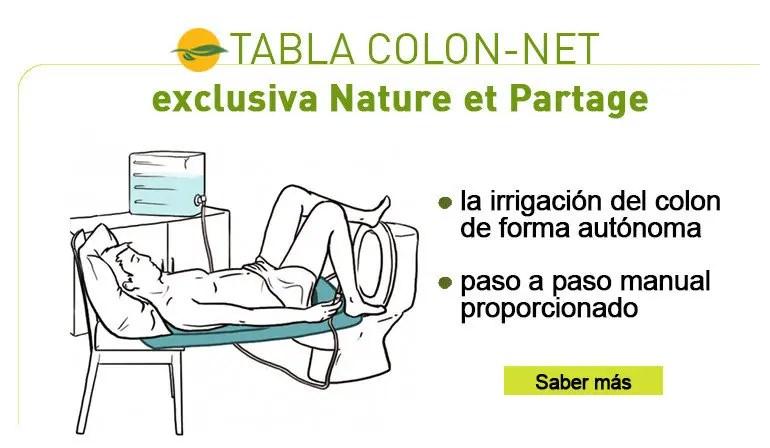 irrigacion del colon