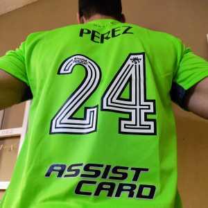 Remera Enzo Perez 24 NTVT River Plate