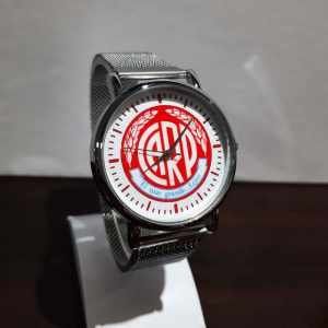 Modelo BLANCO - Reloj Exclusivo River Plate Portada