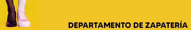 DEPARTAMENTO DE ZAPATERIA