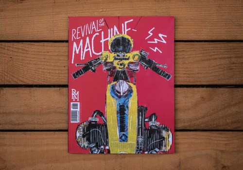 Revival of the Machine 38