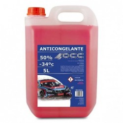 Imagén: Anticongelante orgánico 50% 5l.