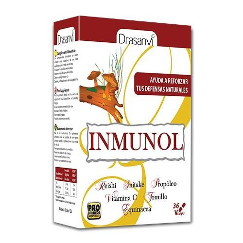 Inmunol 36 cápsulas – Drasanvi