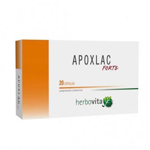 Apoxlac Forte 20 cáps - Herbovita