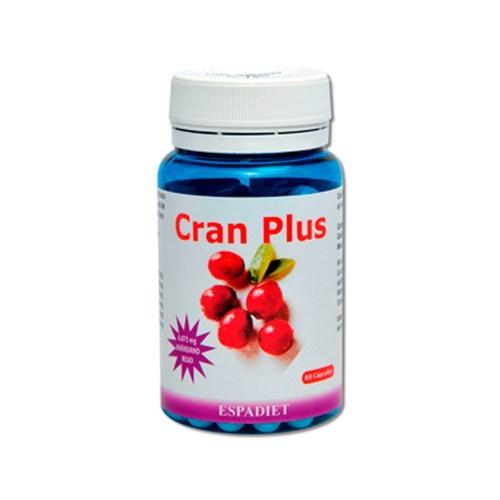 Cran Plus 60 cáps 575 mg - Espadiet