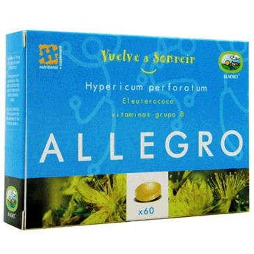Allegro 60 comprimidos – Eladiet