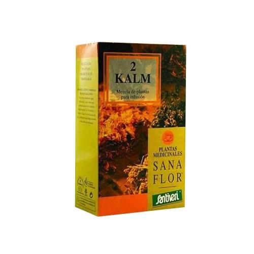 kalm 2 infusion Sanaflor (Calmante) 70 g – Santiveri
