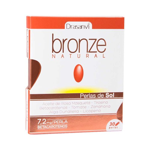 Bronze Natural 30 perlas – Drasanvi