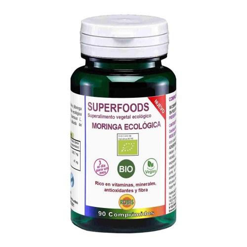 Moringa Bio 90 comprimidos – Robis