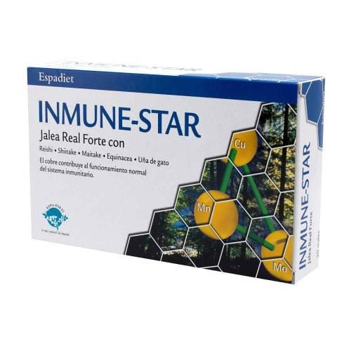 Jalea Real Inmune Star Forte 20 viales – Espadiet