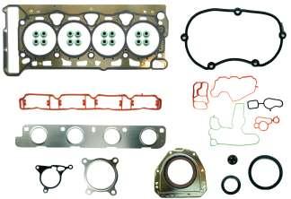 JUNTAS MOTOR 2.0 L VW, SEAT 4 Cil. DOHC 16V , Audi A3, A4, TT, VW GTI 08/11, Audi A5 10/11, Jetta, Passat 08/10 , Tiguan 09/11. Alhambra, Seat Leon TSI 10/…, Altea TSI 09/…New Beetle 10/... Cabeza y Múltipple de Escape en MLS,Retén con Portaretén. FSX-8640175