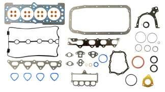 JUEGO JUNTAS 1.6 L GM 4 Cil, Chevrolet Aveo, Pontiac G3, Motor F16D, DOHC 16V L14, VVT, MFI 08/12. Cabeza NR. Doble Lagrima. FSX-6040076