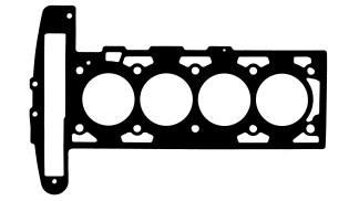LAINA CABEZA GM L4 2.2 L (134) DOHC 16V Opel Z22SE, Ecotec L61 VIN B, D, F, H Astra (01-03), Zafira (02-05), Vectra (03-05) Cavalier (02-05), HHR (06-08), Malibu (04-08), Cobalt (05-10), Classic (04-05), Pontiac Grand Am, Pontiac Sunfire (02-05), Pontiac LCA20-1229