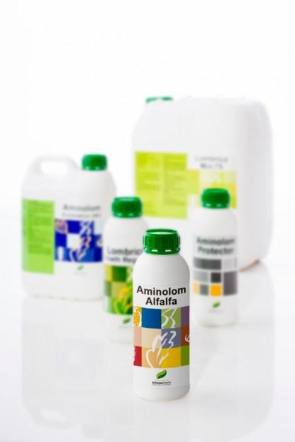 Bioestimulante Aminolom Alfalfa
