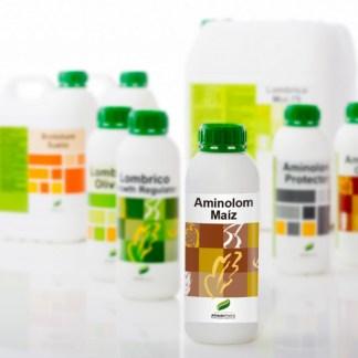 Bioestimulante Aminolom Maíz