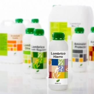 Bioestimulante Lombrico Hierro