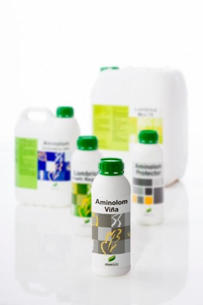 Bioestimulante Aminolom Viña