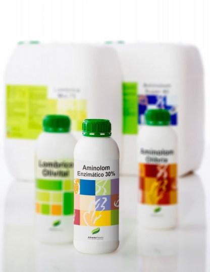 Bioestimulante Aminolom Enzimático 30%