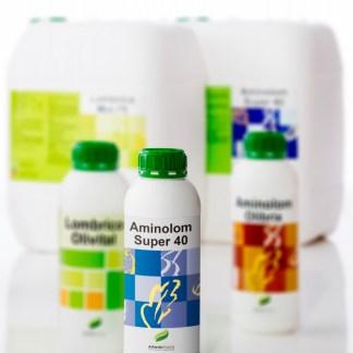 Bioestimulante Aminolom Súper 40