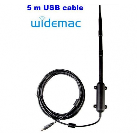 Outdoor WIFI rocket USB 5m cable Waterproof High Power